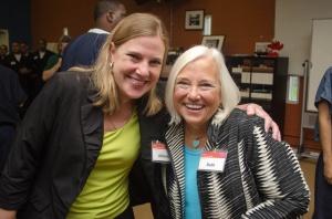 Allison Schendler and her mom