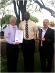 PEP's Patrick McGee Wins the Texas Governor's Criminal Justice Volunteer Service Award