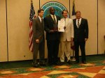 PEP's Pat McGee Wins the Texas Governor's Criminal Justice Volunteer Service Award