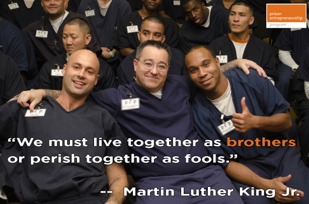 participants MLK quote