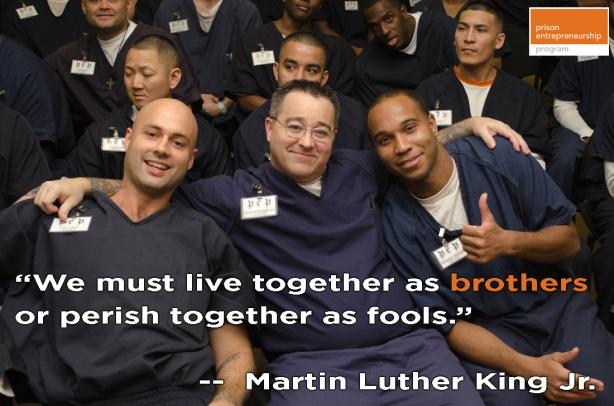 participants MLK quote