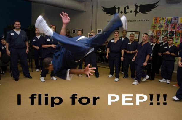 I Flip for PEP