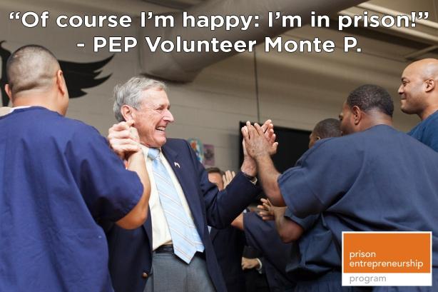 Monte Pendleton in Prison