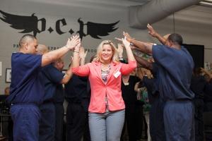 Cheri Chafin Garcia Prison Entrepreneurship Program