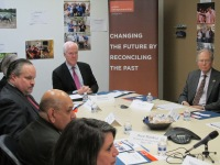 U.S. Senator John Cornyn Meeting with PEP's Leadership Team