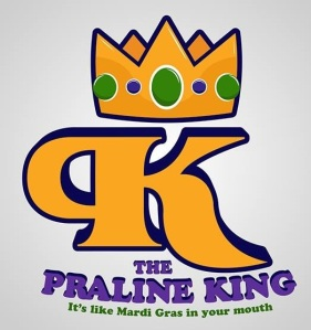 The Praline King Logo