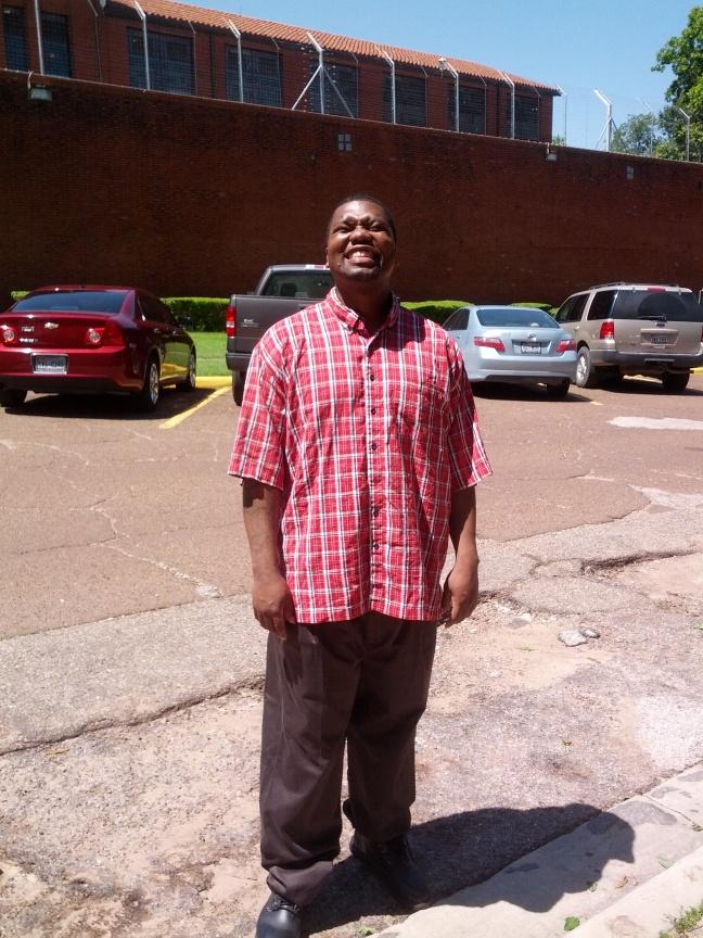 "Jason L., a.k.a. ""Sugar Bear"", Class 21 graduate"